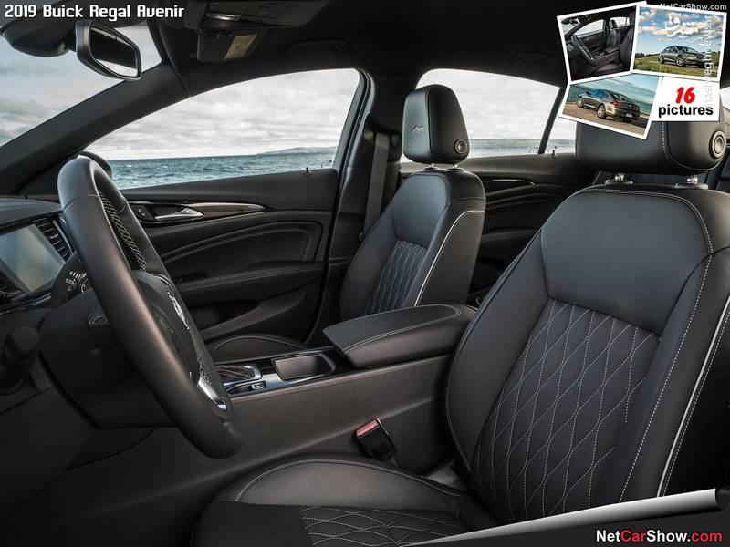 Buick Regal Avenir (2019)