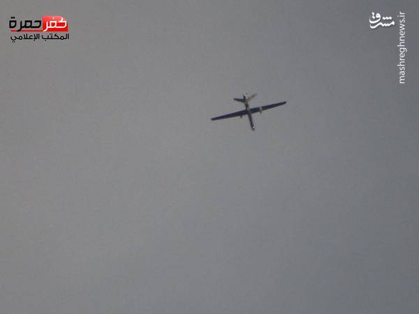 پهپاد ایرانی شاهد ۱۲۹ در سوریه