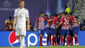 اولین ناکامی رئال مادرید بی رونالدو +عکس و فیلم