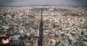 عکس/ خیابان های جهان از نمایی متفاوت