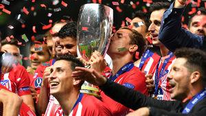 بهترین بازیکن فصل 2017-2018 لیگ اروپا انتخاب شد