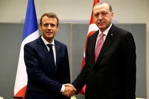تاکید ماکرون بر ثبات اقتصادی ترکیه