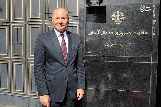 عکس/ محل خوشگذرانی سفیر آلمان در ایران!