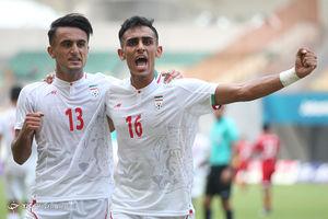 عکس/ پیروزی قاطع امید ایران مقابل کره شمالی