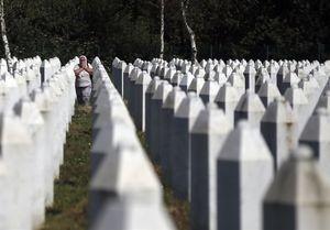قتل عام مسلمان بوسنی