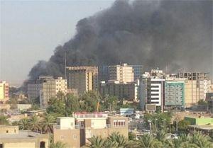 ۱۲ شهید در انفجار انبار تسلیحات در کربلا