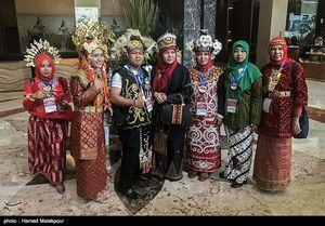 عکس/ جاکارتا در آستانه بازیهای آسیایی