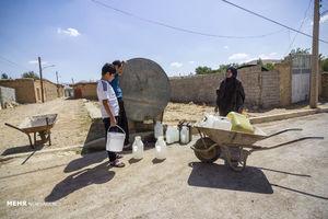 بحران آب در روستای مَرغْمَلِک شهرکرد