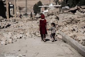 روایتی از حال و روز زلزلهزدگان کرمانشاهی