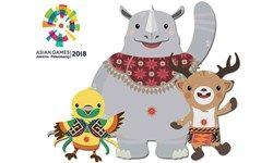 آغاز مراسم افتتاحیه بازیهای آسیایی +عکس