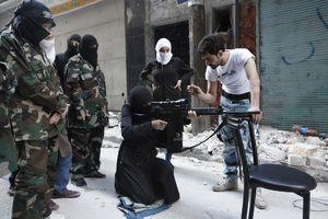 گردانی از زنان که برای داعشیها درآمد خوبی داشتند/ روایتی از زنان داعشی که زنده زنده سوزانده شدند +عکس