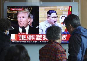 درخواست جالب روزنامه کرهشمالی از ترامپ