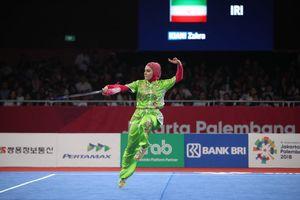 مسیر هموار زهرا کیانی برای رسیدن به مدال