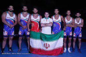فرنگیکاران ایران رقبای خود را در بازیهای آسیایی شناختند