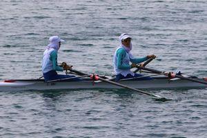 عکس/ ورزشکاران ایران در روز اول بازیهای آسیایی