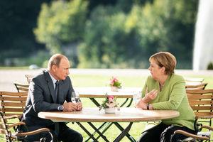 عکس/ سفر پوتین به آلمان