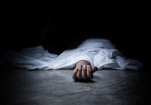 """قتل پدر با """"سَم"""" بعد انصراف از خودکشی"""
