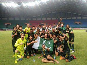 تیم فوتبال پاکستان