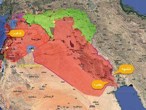 روزنامه سوری از پروژه خط آهن ایران - عراق - سوریه خبر داد