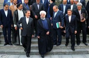 اصرار عجیب روحانی بر استفاده از مدیران ناکارآمد/ آیا دولت راهحل مشکلات را خارج از کشور میداند؟+ عکس