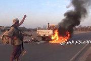 شکست سنگینی نیروهای شورشی در الحدیده