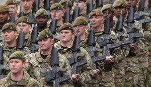 تبدیل شدن ارتش انگلیس به دیوانه خانه