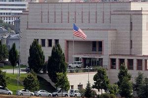 حمله به سفارت آمریکا در ترکیه