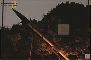 فیلم/ رونمایی حزب الله از موشک خیبر