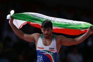 عکس/ پست حسن یزدانی پس از کسب مدال طلا