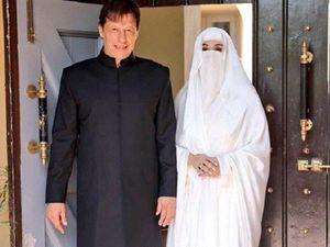 پوشش همسر عمران خان