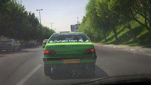 راننده تاکسی با معرفت