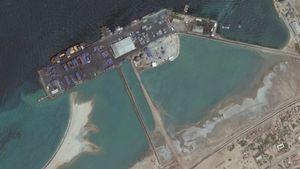 بازی جدید و مخفیانه ارتش امارات؛ اینبار در «سومالی لند»/ توسعه «بربره» برای ادامه تجاوز به یمن یا تسلط بر باب المندب؟ +تصاویر ماهوارهای