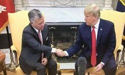 افشای گفتوگوی شاه اردن با ترامپ