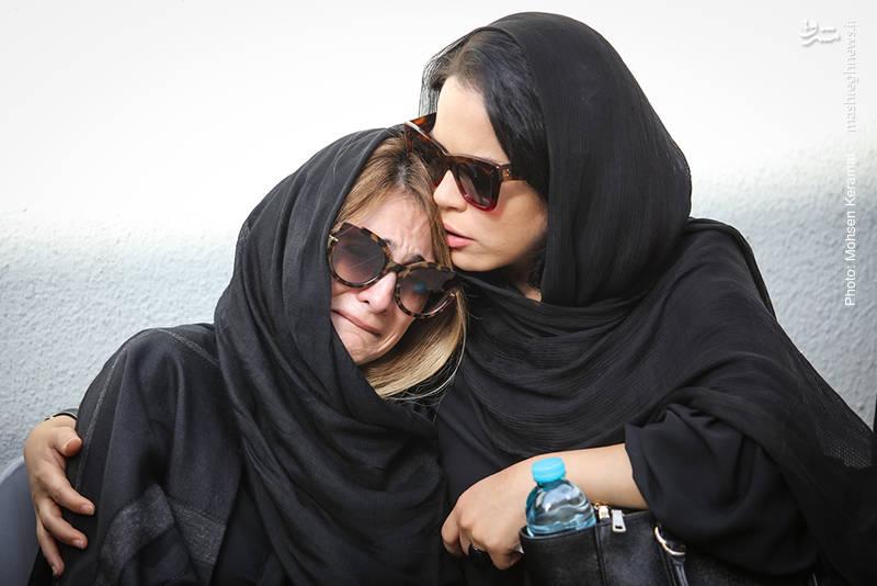 ملیکا شریفی نیا و آناهیتا دُری