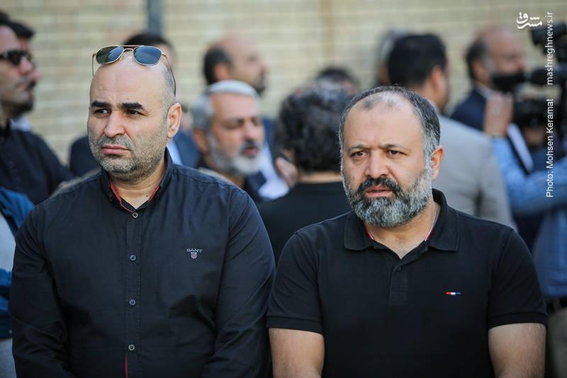 علی صالحی و علی مسعودی