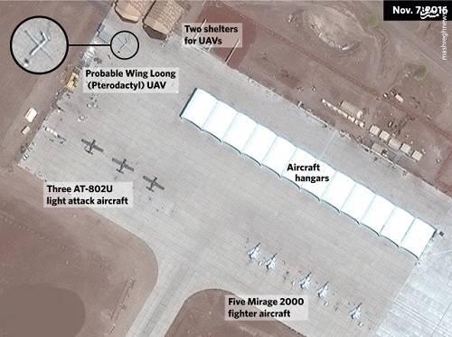 تاسیسات هوایی و دریایی امارات در اریتره