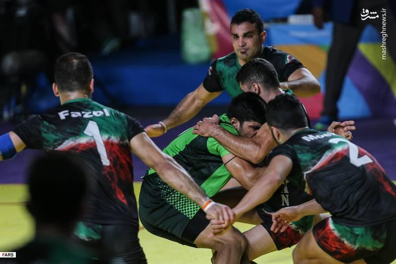 روز دوم ملیپوشان در بازیهای آسیایی