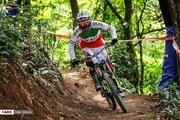 عکس/ مسابقات دوچرخهسواری کوهستان بازیهای آسیایی