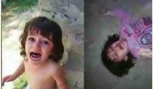افشای پشت پرده فیلم شکنجه دختر ۳ ساله