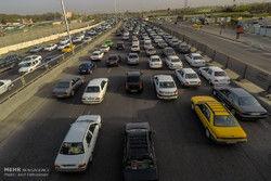 محدودیتهای ترافیکی جادههای کشور در آخر هفته