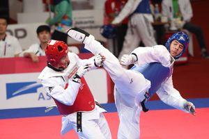 پیروزی رجبی در راند طلایی مقابل حریف قدرتمند کرهای