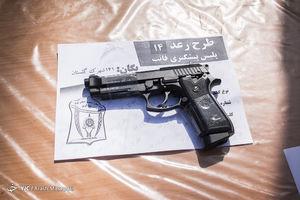 فیلم/ عملیات ضربتی پلیس برای دستگیری سارقان