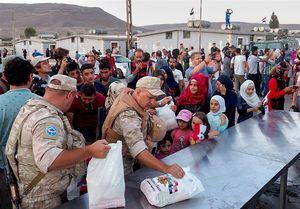 تلاش روسیه و لبنان برای بازگشت پناهجویان سوری