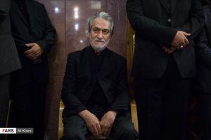 عکس/ مراسم یادبود استاد عزتالله انتظامی