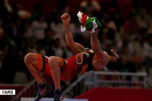 عکس/ سومین روز بازیهای آسیایی