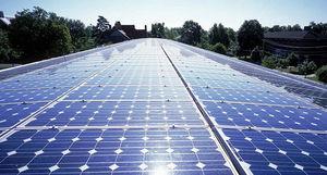 فیلم/ شستشوی مکانیزه پنلهای خورشیدی