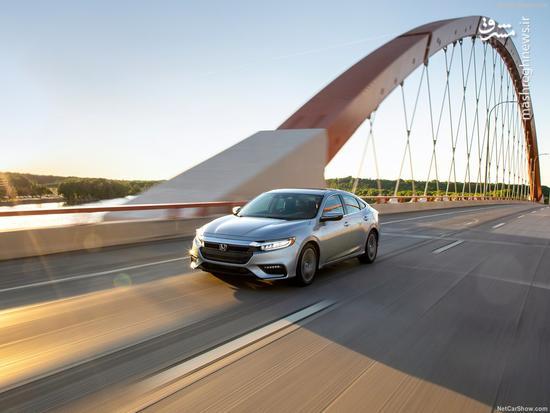 عکس/ خودروی جدید هوندا