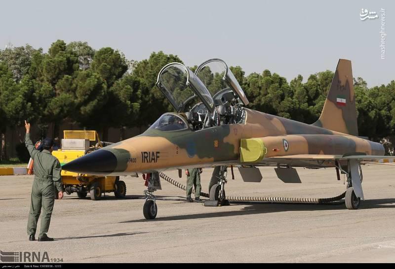 هواپیمای آموزشی رزمی کوثر پیش از پرواز