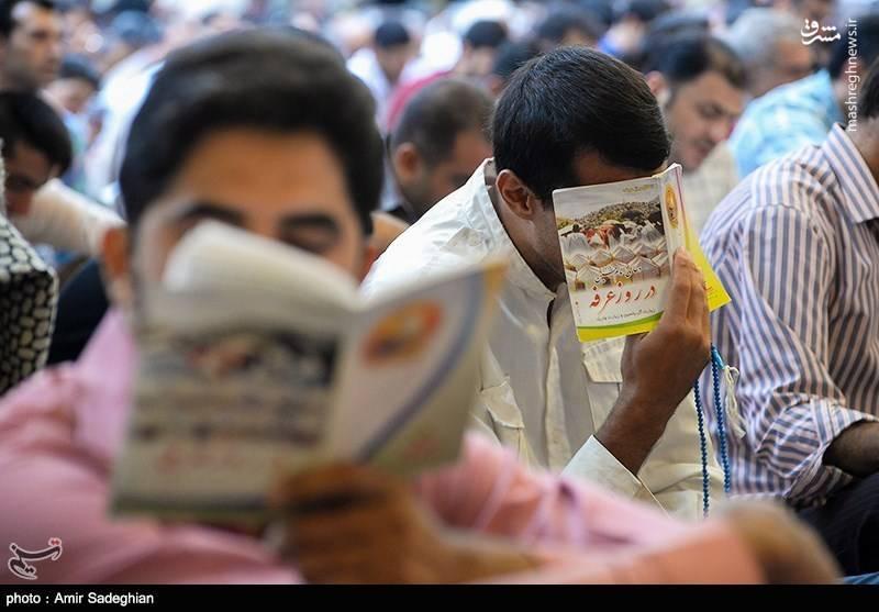 مراسم دعای عرفه در استانها