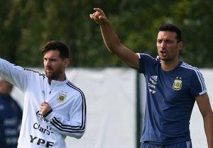 آینده نامعلوم مسی در تیم ملی آرژانتین